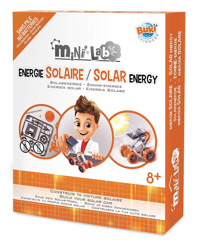Buki 3005 – Mini Lab Solar Energy