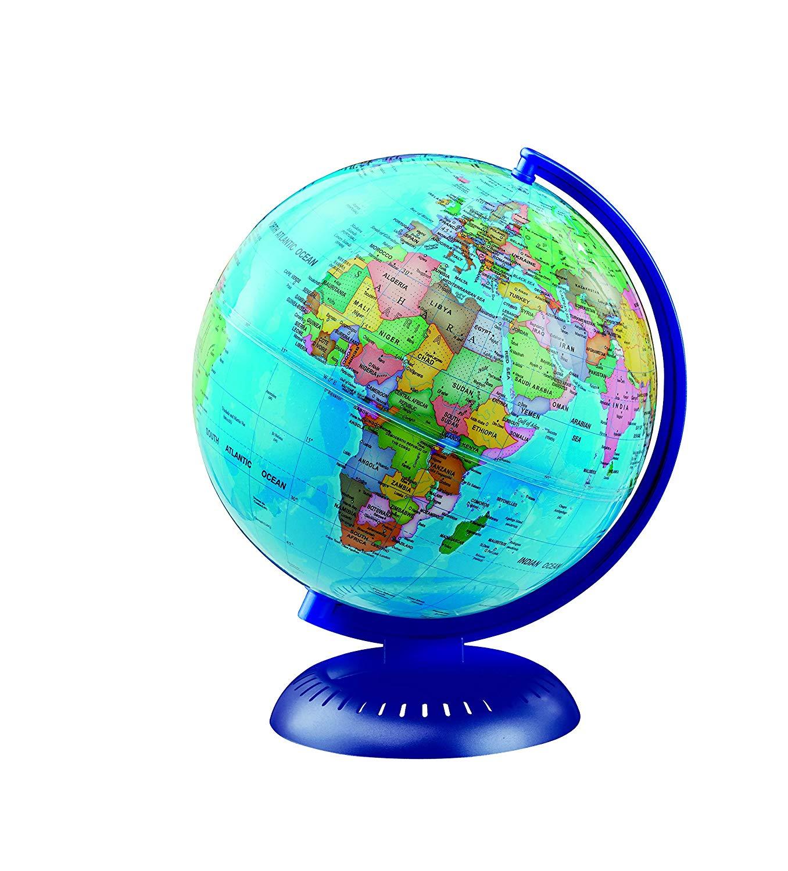 Brainstorm Toys 14cm Children's World Globe - TopToy