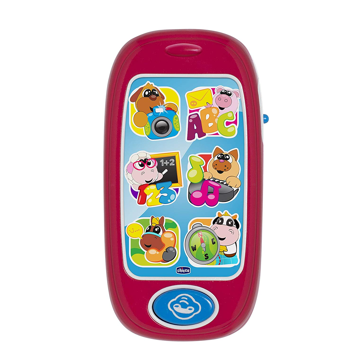 Chicco – Bilingual 7853000030 – My Mobile