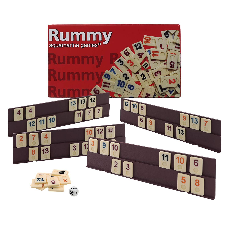 Aquamarine Games–Rummy (compudid do005)