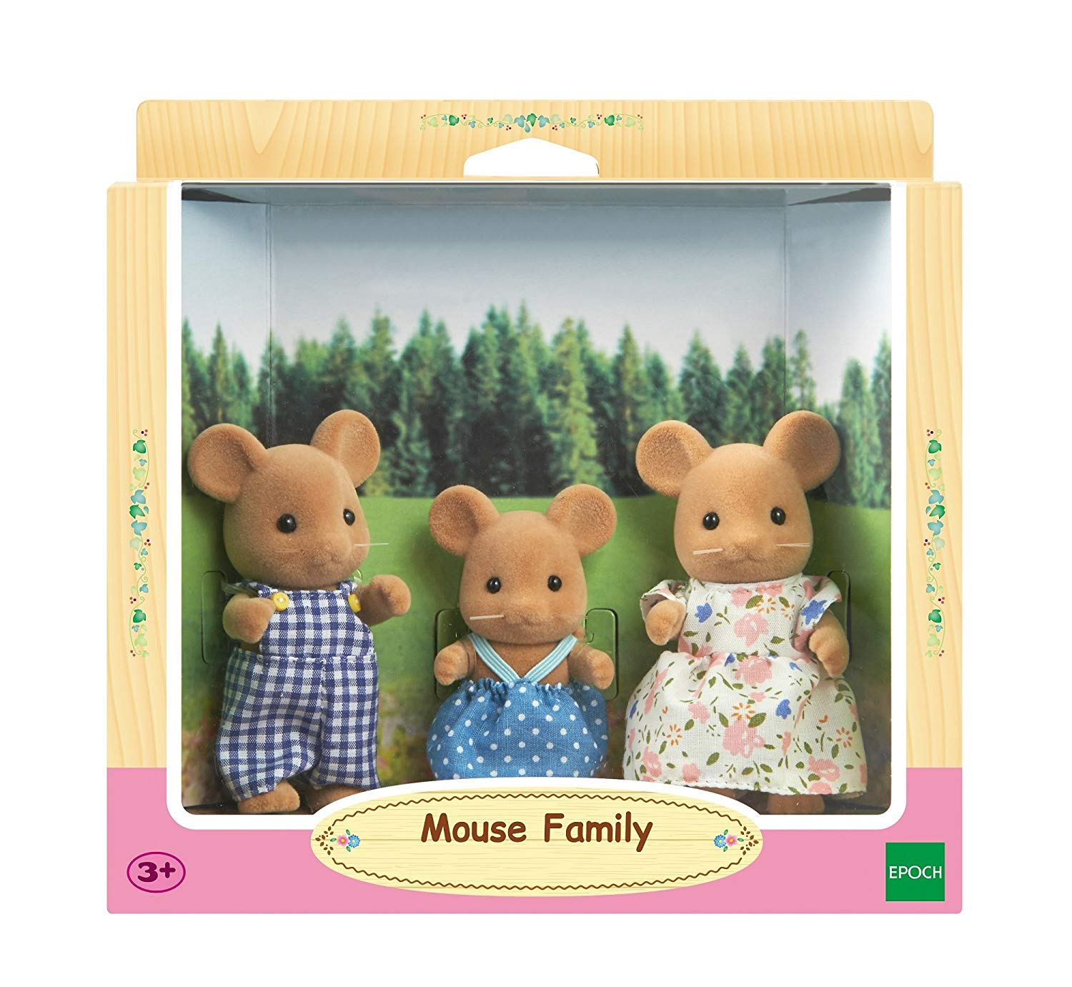 Sylvanian Families – Mouse Family Toy
