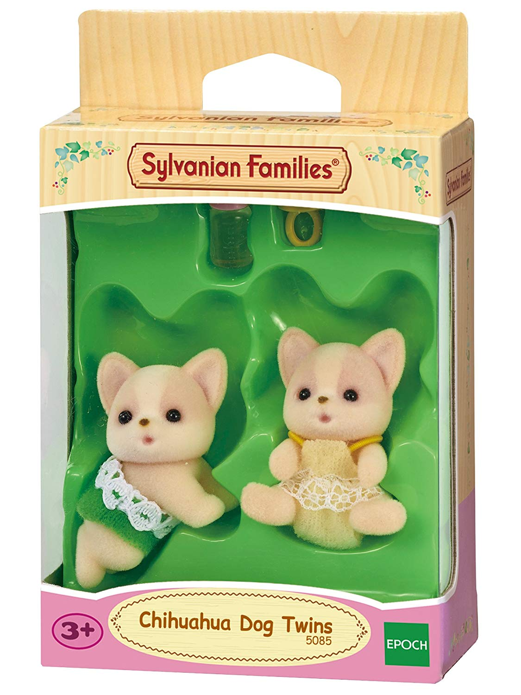 Sylvanian Families – Chihuahua Dog Twins