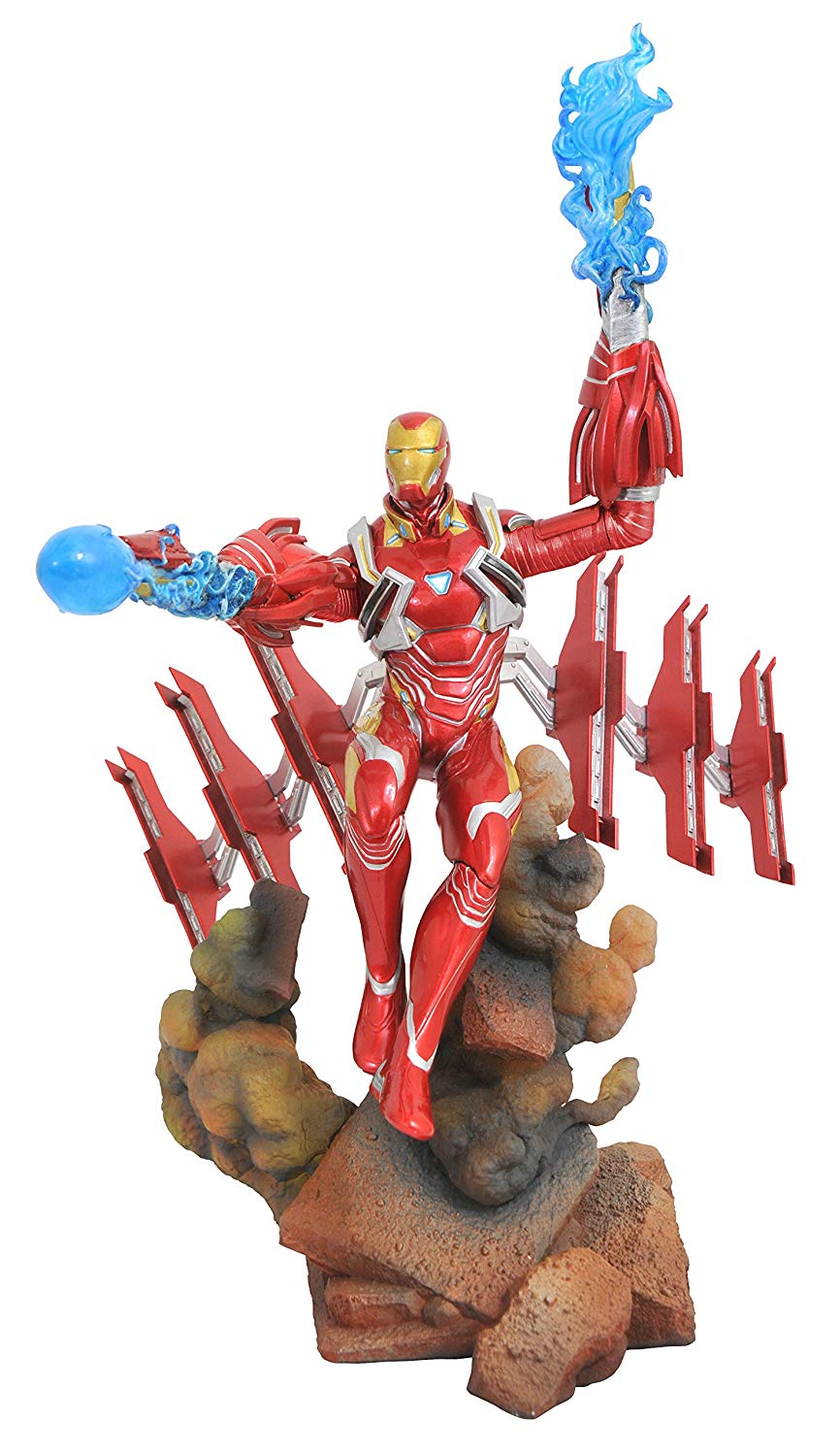 Avengers MAY182307 Statue, Various,One-Size