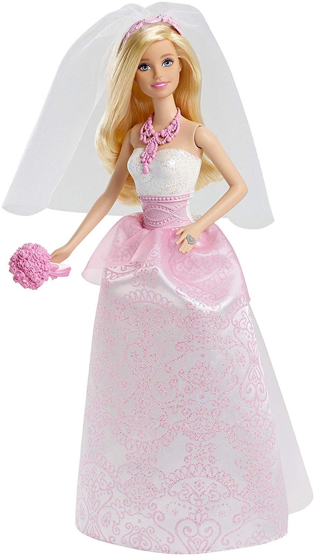 Barbie CFF37 Fairytale Bride