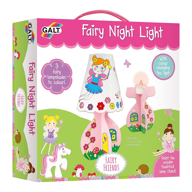 Galt Toys Fairy Night Light, Craft Kit for Children