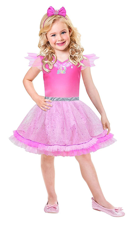 Amscan Barbie Pink Diamond Costume–-990238298–110cm