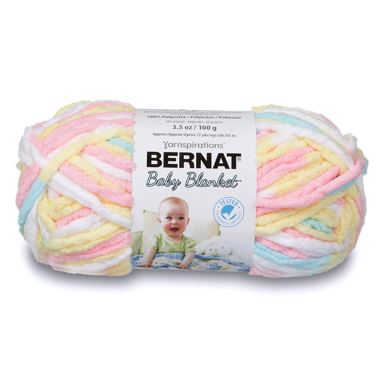 BERNAT BABY BLANKET -100G- PITTER PATTER