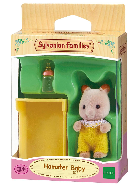 Sylvanian Families – Hamster Baby