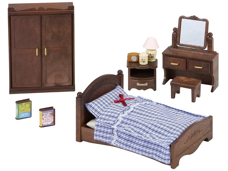 Sylvanian Families – Master Bedroom Set
