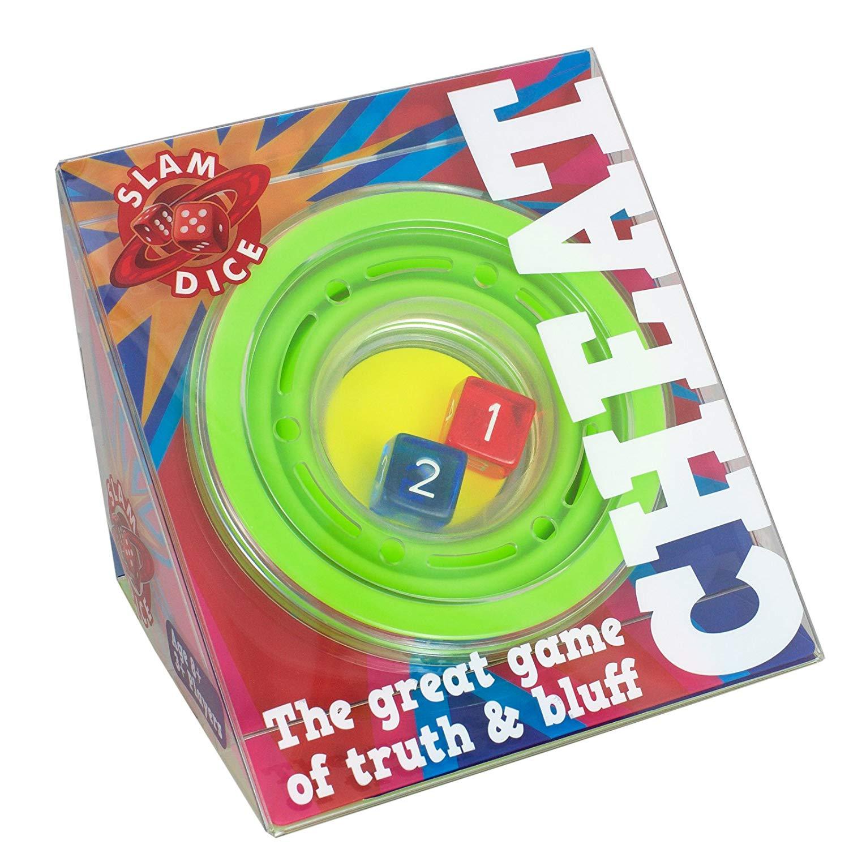 Cheatwell Games Slam Dice Cheat Game