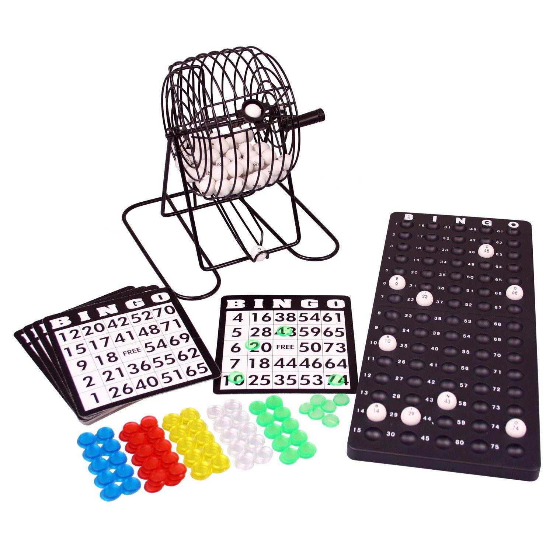 Bingo Lotto Lotto Drum Unit Bingo Game and many accessories
