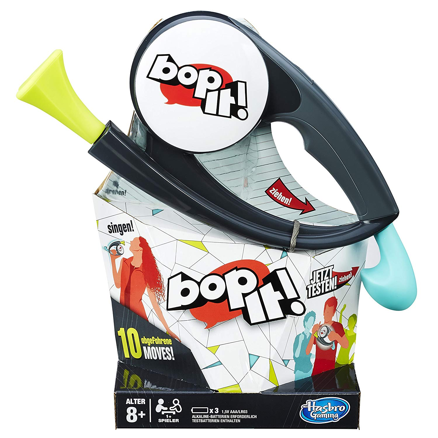 Hasbro B7428 – BOP IT MOVES