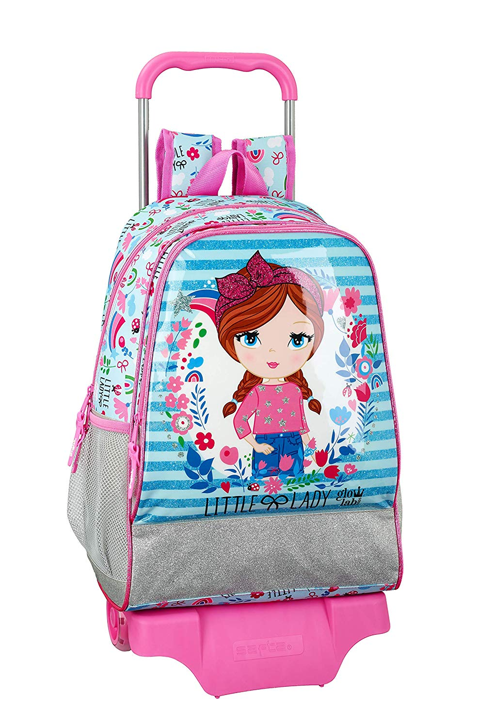 Glowlab Kids Official Children's Backpack, Model 538 with SAFTA Cart 905, 330 x 420 x 140 mm