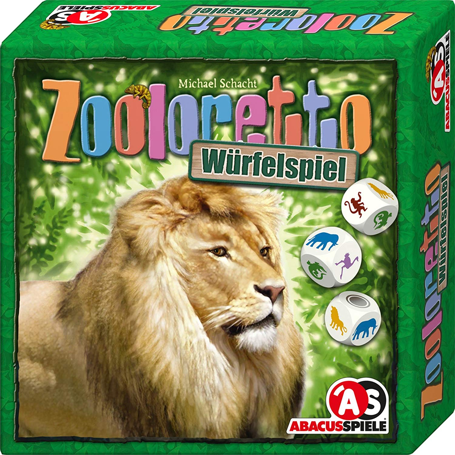 Abacus 06121 – Zooloretto Dice Game