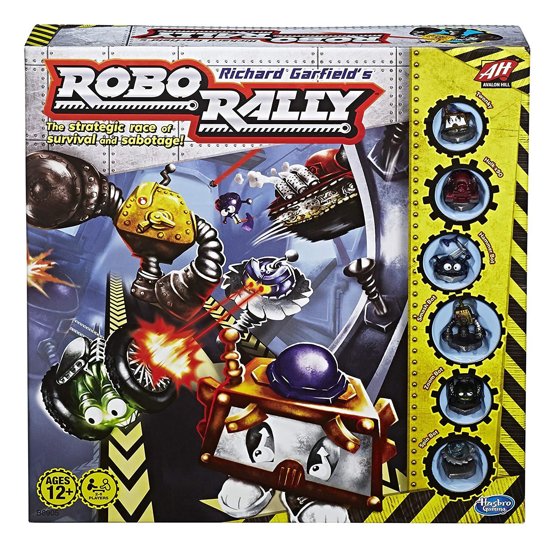 Avalon Hill Robo Rally (2016 Edition)