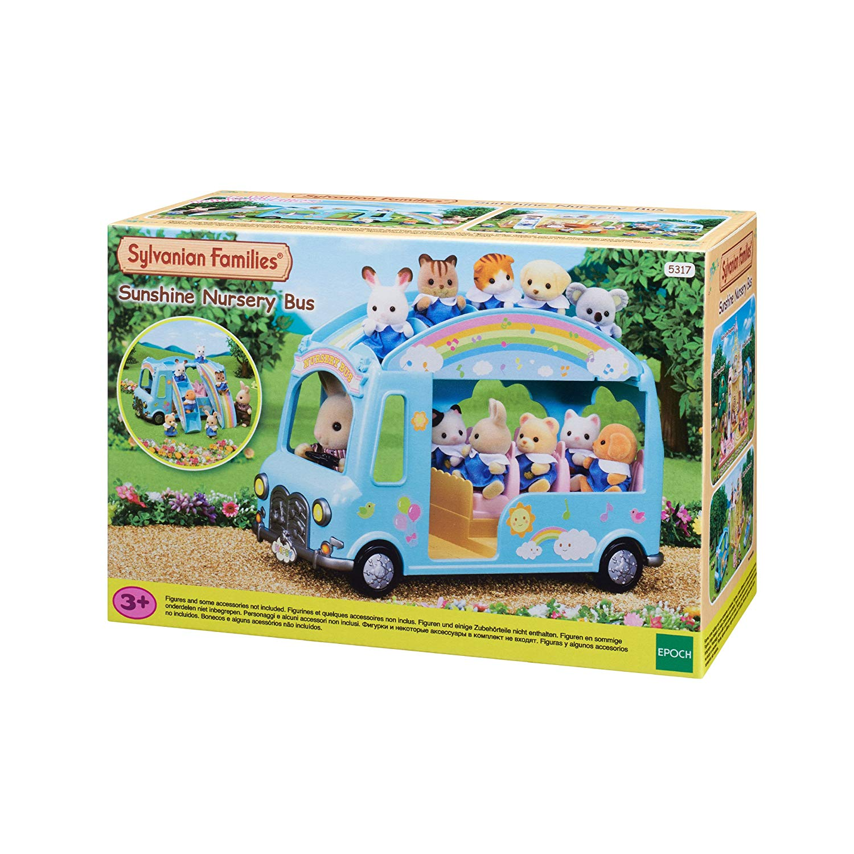 Sylvanian Families – Sunshine Nursery Bus