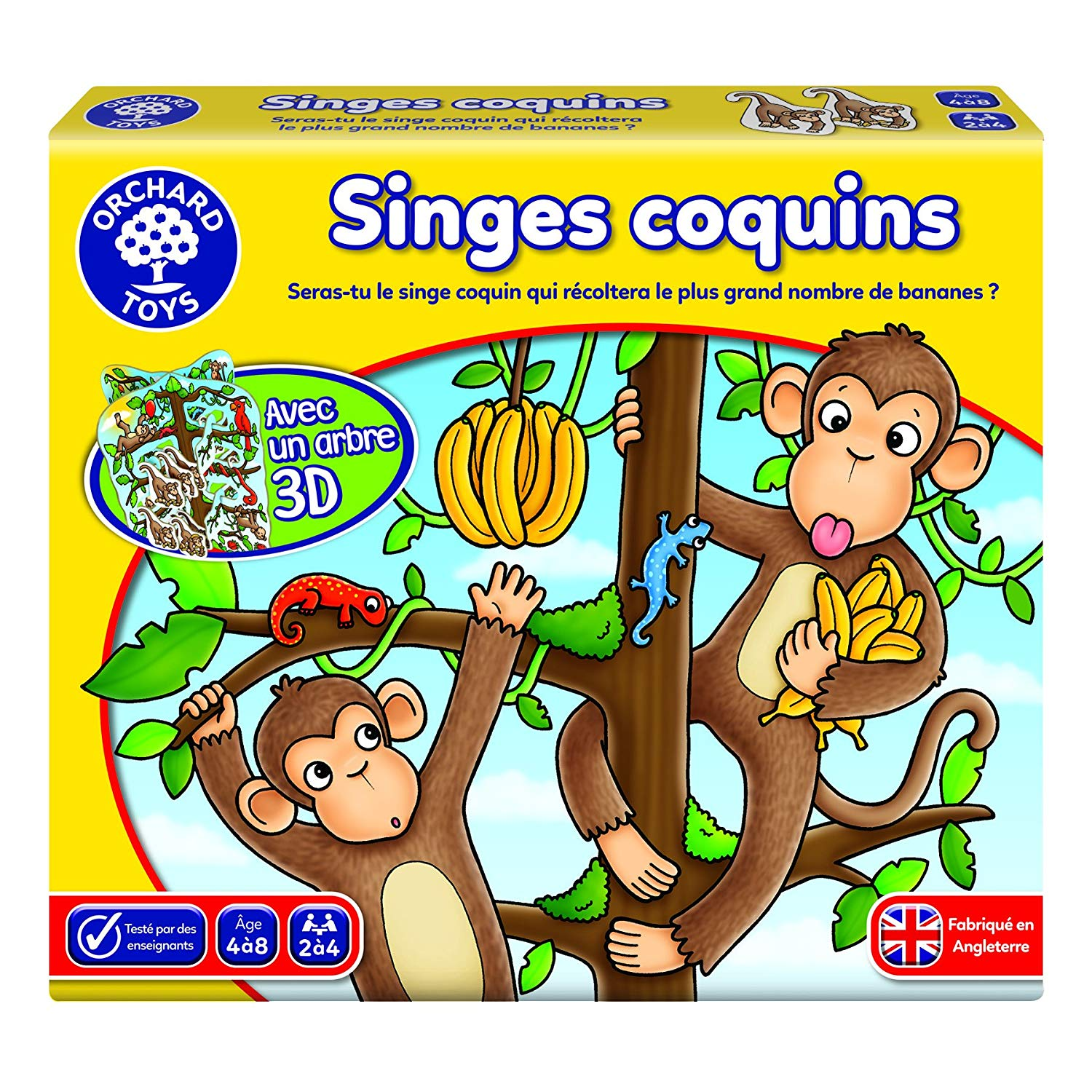 Orchard Toys – Cheeky Monkeys, 182