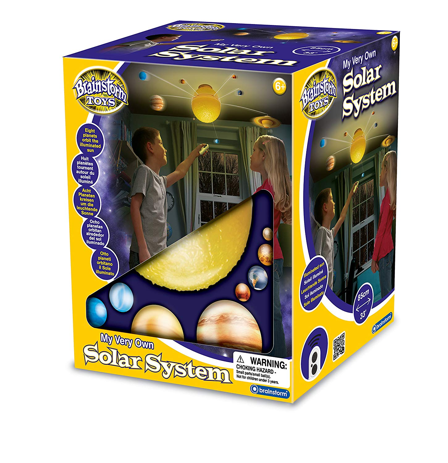 Brainstorm Toys My Very Own Solar System