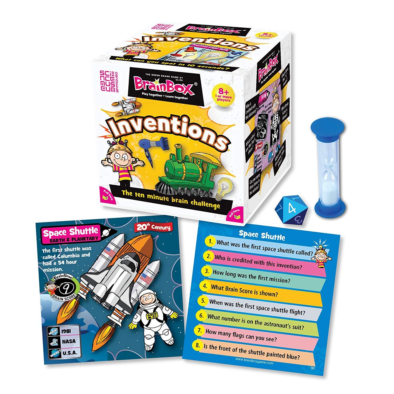 BrainBox – Inventions