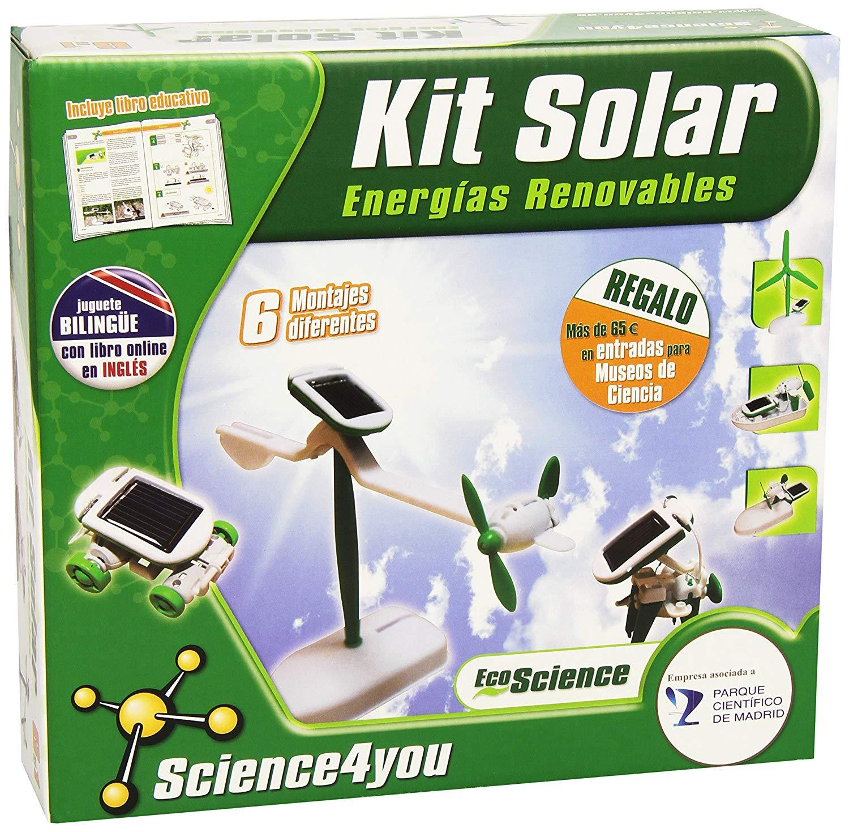Science4you–6in 1Solar Kit