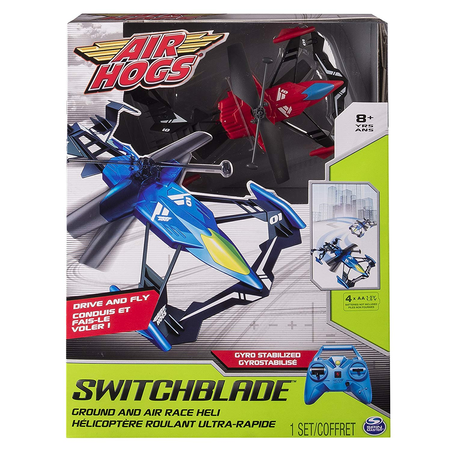 Air Hogs Switch Blade (Styles Vary)