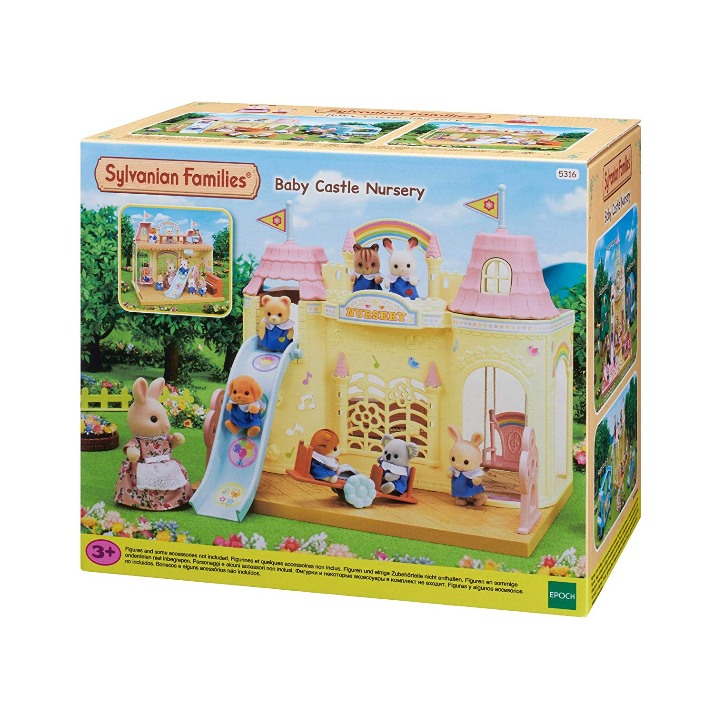 Sylvanian Families – Baby Castle Nursery