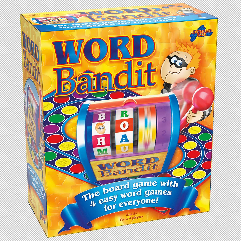 Drumond Word Bandit