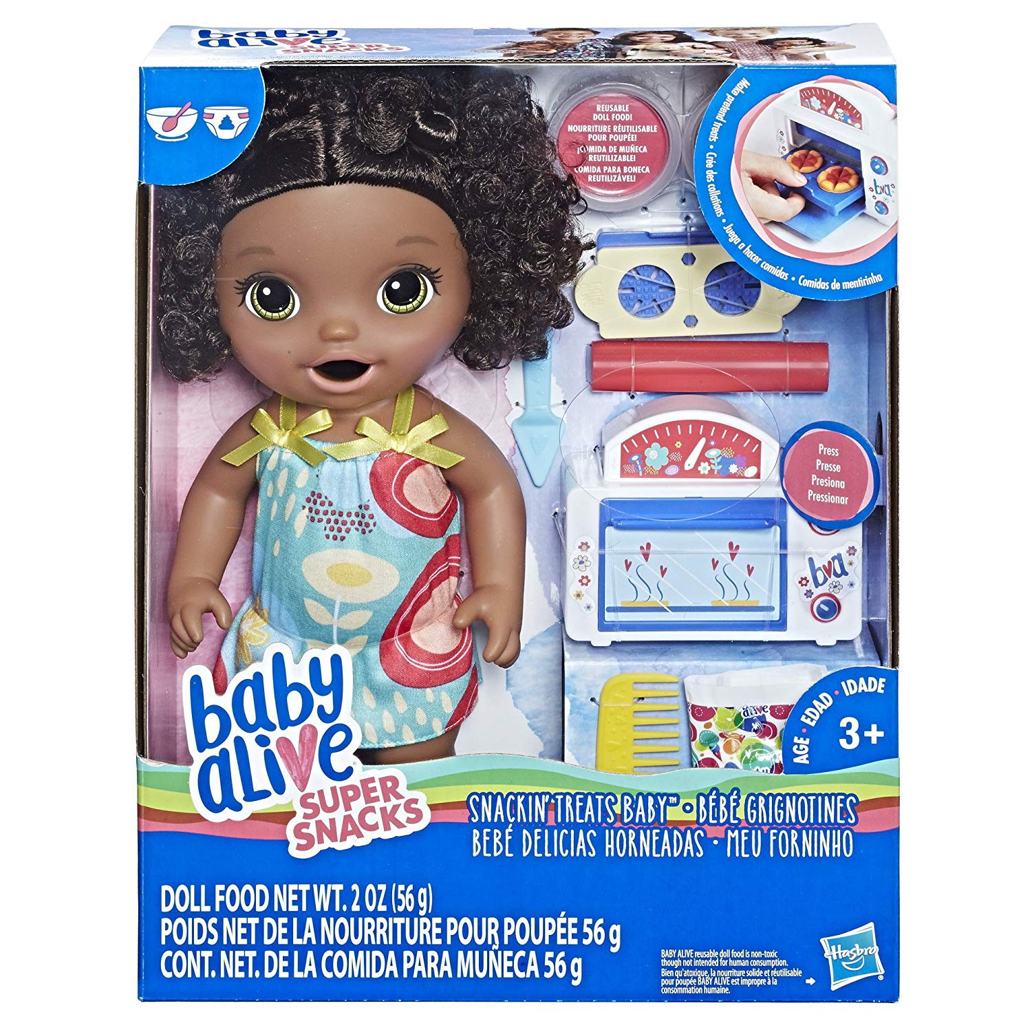 Baby Alive – Doll, e2099, Varied