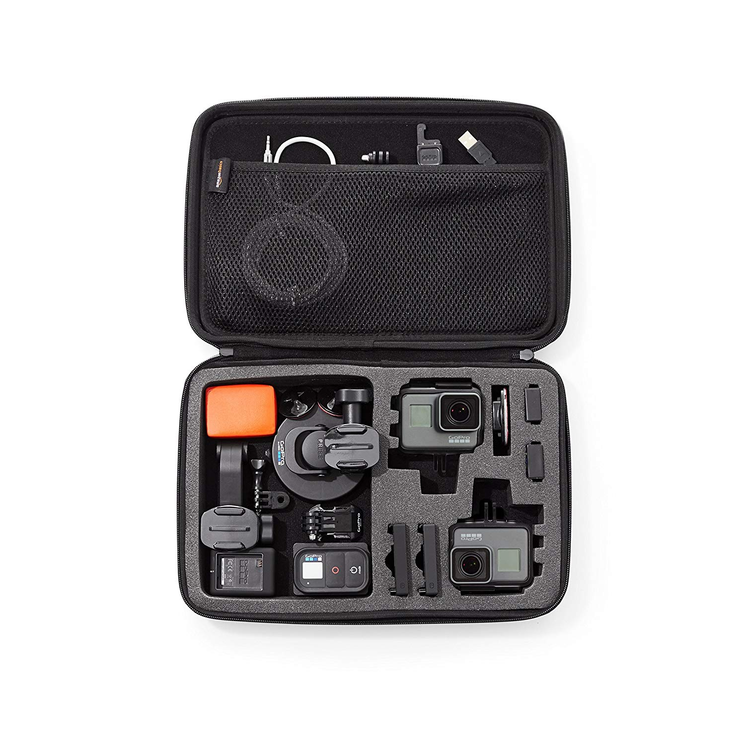 AmazonBasics GoPro Carrying Case – Large