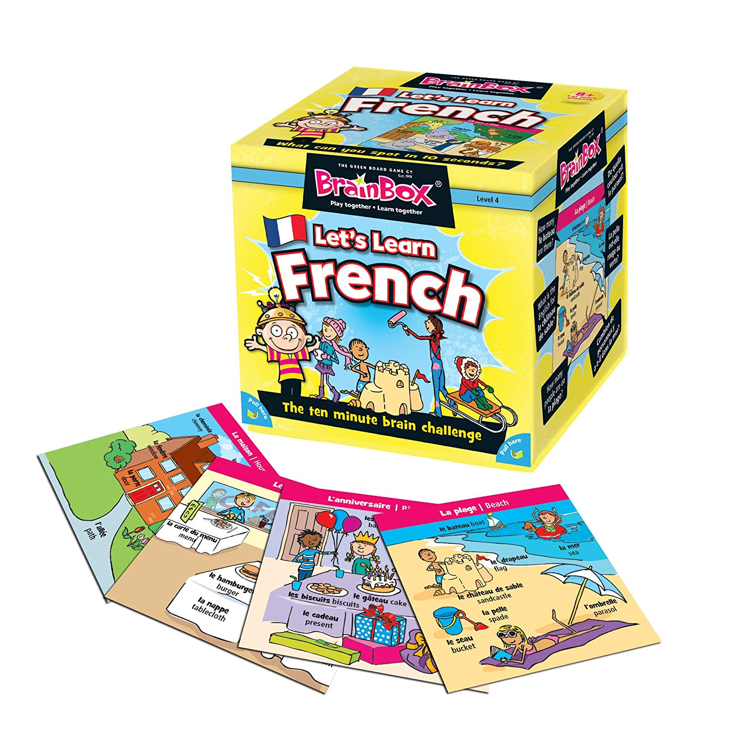 BrainBox – Lets Learn French