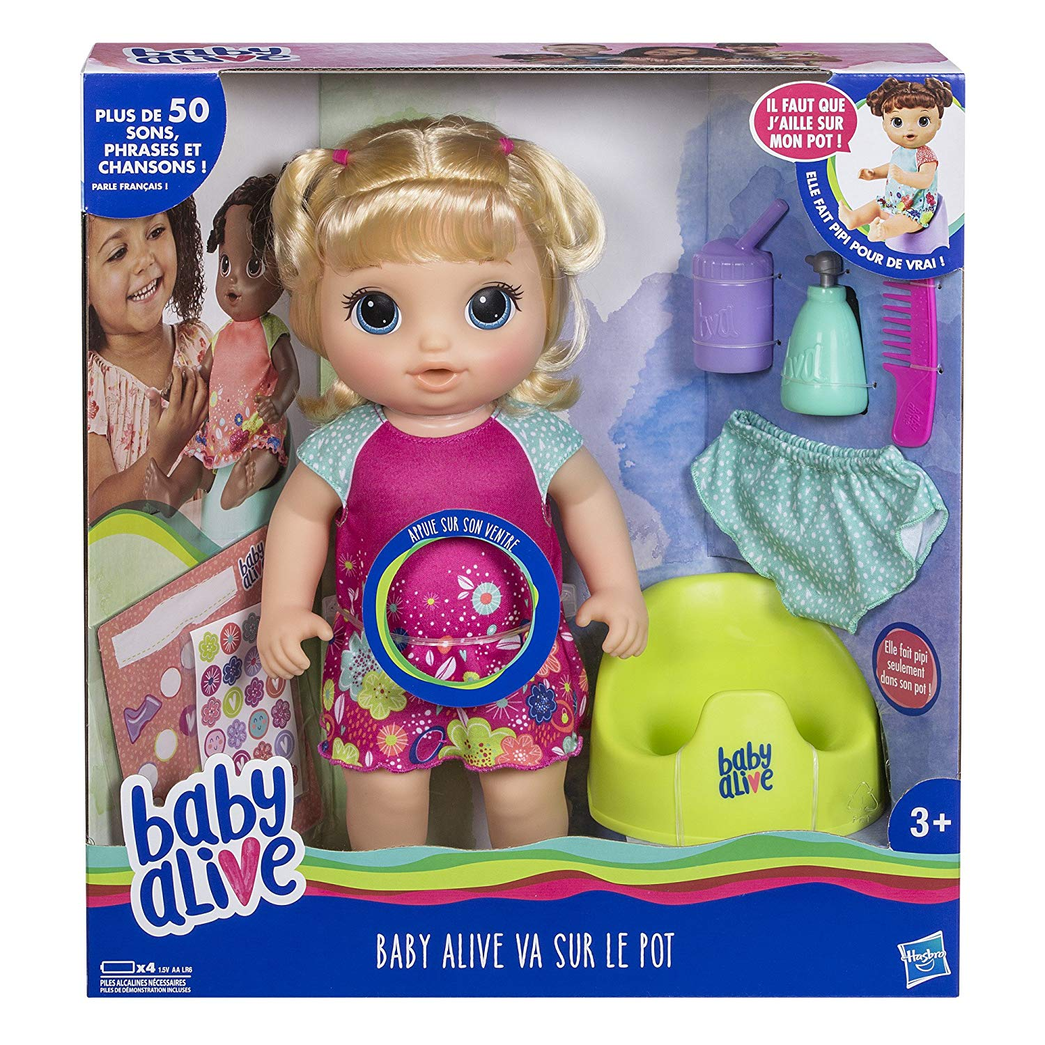 Baby Alive – Doll, e0609, Varied
