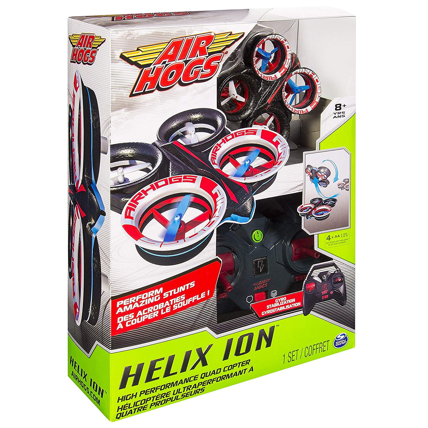 Air Hogs HELIX ION DRONE – VAR
