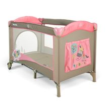 MILLY MALLY 21919 Crib/Playpen Mirage 2015 Bed, Pink