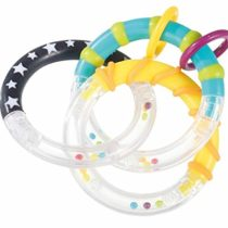 Babysun Explore and Play Rattle Trio