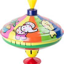Small Foot 10299 Animal Fun Humming Top Toy