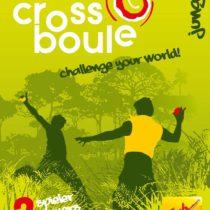 "Zoch 601131600 ""CrossBoule Set Jungle Game"