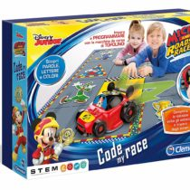 Clementoni 12086 Mickey Mouse Code My Race