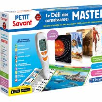 Clementoni – 62338 Le Défi des Connaissances Master, Educational Board Game [French Edition]