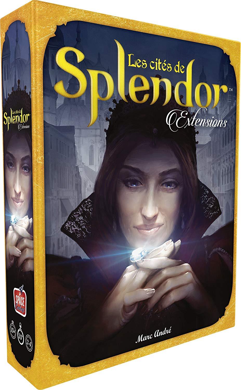 Asmodee Splendor – Ext. Cities of Splendor