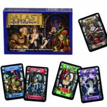 Adlung Spiele ADL71024 Palastgefluster Card Game