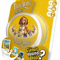 Asmodee Timeline TIME01FR Card Game One Size
