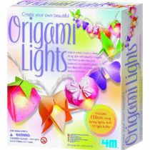 4M Create Your Own Beautiful  Origami Lights