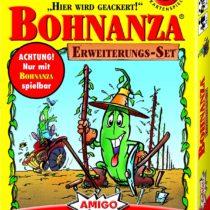 "Amigo 1902 ""Bohnanza"" Expansion Set for Card Game ( German version )"