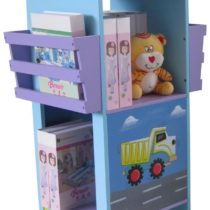 Liberty House Toys Transport Revolving Bookshelf