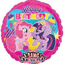 amscan 3165601 My Little Pony Jumbo Sing-A-Tune Decoration Set (X-Large)
