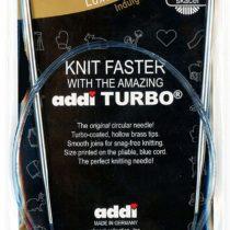 Addi 150cm 9mm Circular Knitting Needle