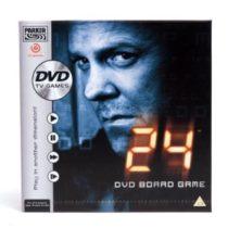24 DVD Game