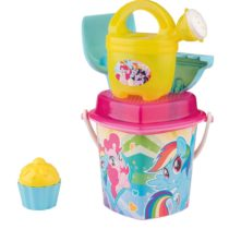 Simba 107114106 Heart Bucket Set My Little Pony 8-Piece