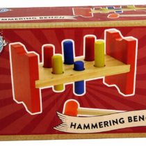 A to Z 62514 Classic Wooden Hammering Bench