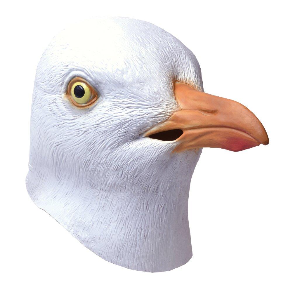 Bristol Novelty BM504 Seagull Mask, One Size